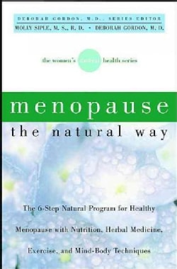 Menopause the Natural Way (Hardcover)