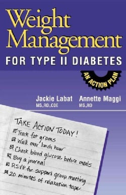 Weight Management for Type II Diabetes: An Action Plan (Hardcover)