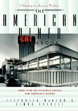 The American Diner Cookbook (Hardcover)