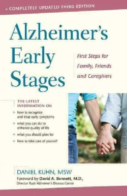 Alzheimer's Early Stages: First Steps for Families, Friends and Caregivers (Hardcover)