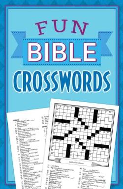 Fun Bible Crosswords (Paperback)