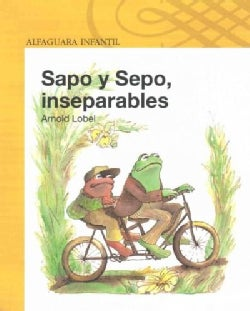 Sapo y Sepo, inseparables / Frog and Toad All Together (Paperback)