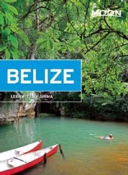 Moon Belize (Paperback)