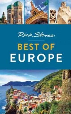 Rick Steves Best of Europe (Paperback)