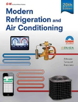 Modern Refrigeration and Air Conditioning (Hardcover)