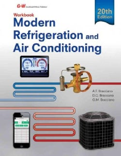 Modern Refrigeration and Air Conditioning (Paperback)