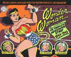 Wonder Woman: The Complete Dailies, 1944-1945 (Hardcover)