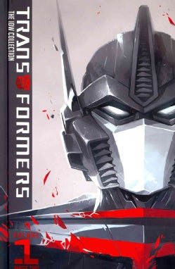 Transformers IDW Collection Phase Two 1 (Hardcover)