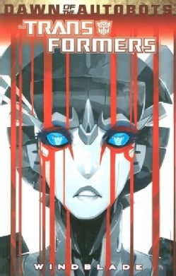 The Transformers: Windblade (Paperback)