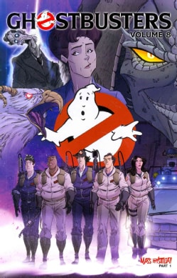 Ghostbusters 8: Mass Hysteria  (Paperback)