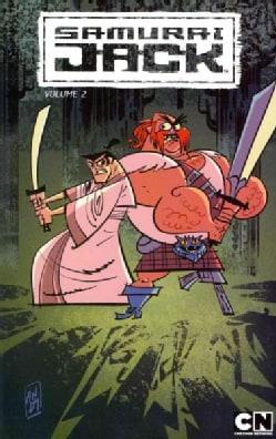Samurai Jack 2: The Scotsman's Curse (Paperback)