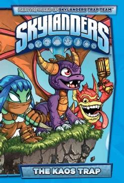 Skylanders: The Kaos Trap (Hardcover)
