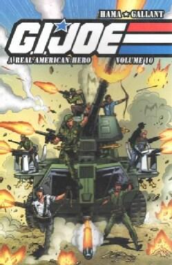 G.I. Joe: A Real American Hero 10 (Paperback)