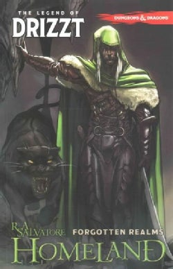 Dungeons & Dragons: The Legend of Drizzt: Homeland (Paperback)
