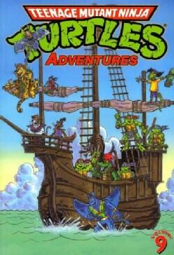 Teenage Mutant Ninja Turtles Adventures 9 (Paperback)