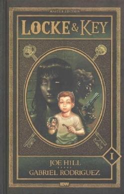 Locke & Key 1: Master Edition (Hardcover)