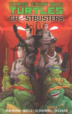 Teenage Mutant Ninja Turtles / Ghostbusters (Paperback)