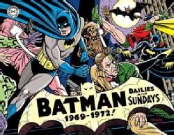Batman 3: The Silver Age Newspaper Comics: 1969-1972 (Hardcover)