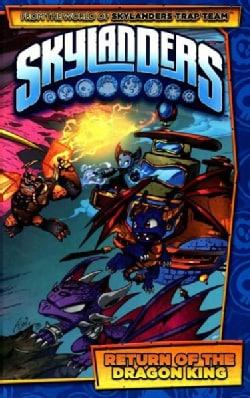 Skylanders: Return of the Dragon King (Hardcover)