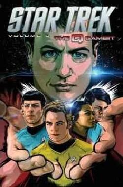 Star Trek 9: The Q Gambit (Paperback)