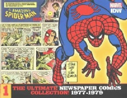 The Amazing Spider-Man 1: The Ultimate Newspaper Comics Collection 1977-1978 (Hardcover)
