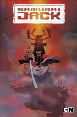 Samurai Jack 4: The Warrior-King (Paperback)