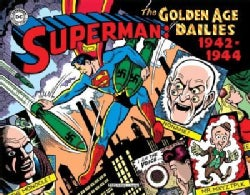 Superman: The Golden Age Dailies 1942-1944 (Hardcover)