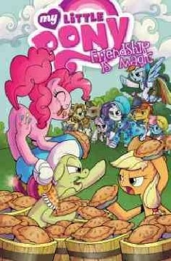 My Little Pony - Friendship Is Magic: Friendship Is Magic (Paperback)