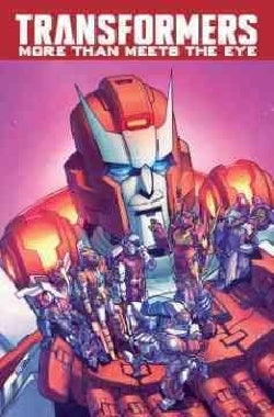 Transformers More Than Meets the Eye 8 (Paperback)