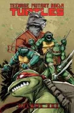 Teenage Mutant Ninja Turtles 1: Shell Unleashed (Paperback)