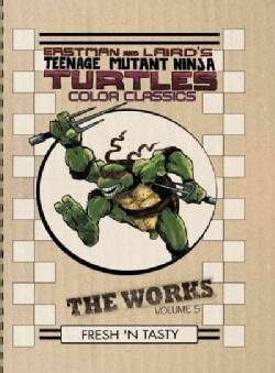 Teenage Mutant Ninja Turtles The Works 5 (Hardcover)