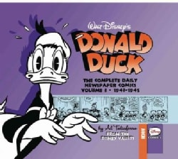 Walt Disney's Donald Duck 3: The Daily Newspaper Comics: 1943-1945 (Hardcover)