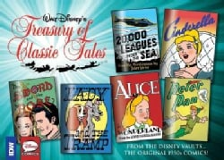 Walt Disney's Treasury of Classic Tales (Hardcover)