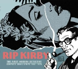 Rip Kirby 9: The First Modern Detective Complete Comic Strips 1967-1970 (Hardcover)