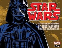 Star Wars: The Complete Classic Newspaper Comics (Hardcover)