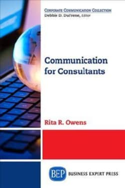 Communication for Consultants (Paperback)