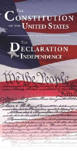 The Constitution of the United States and the Declaration of Independence (Paperback)