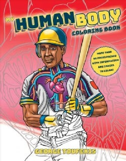 My Human Body Coloring Book (Paperback)