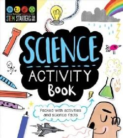 Stem Starters for Kids Science Activity Book (Paperback)