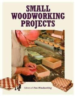 Small Woodworking Projects (Paperback)