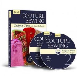 Threads Couture Sewing: Designer Trims (DVD video)