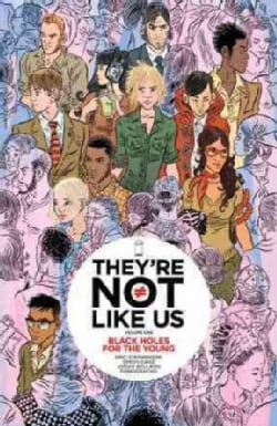 They're Not Like Us 1: Black Holes for the Young (Paperback)