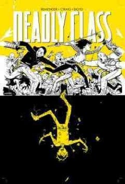 Deadly Class 4: Die for Me (Paperback)