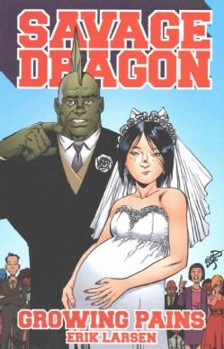 Savage Dragon: Growing Pains (Paperback)