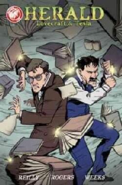 Herald - Lovecraft & Tesla: Fingers to the Bone (Paperback)