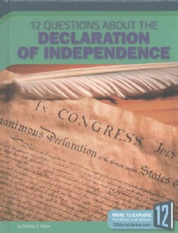 12 Questions About the Declaration of Independence (Hardcover)