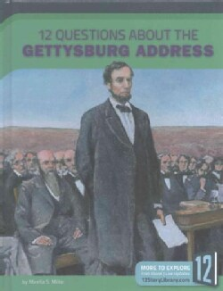 12 Questions About the Gettysburg Address (Hardcover)