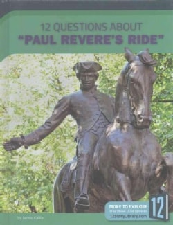 """12 Questions About """"Paul Revere's Ride"""" (Hardcover)"""