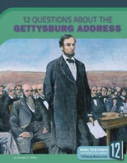 12 Questions About the Gettysburg Address (Paperback)
