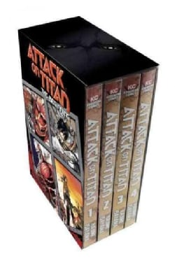 Attack on Titan: The Beginning (Paperback)